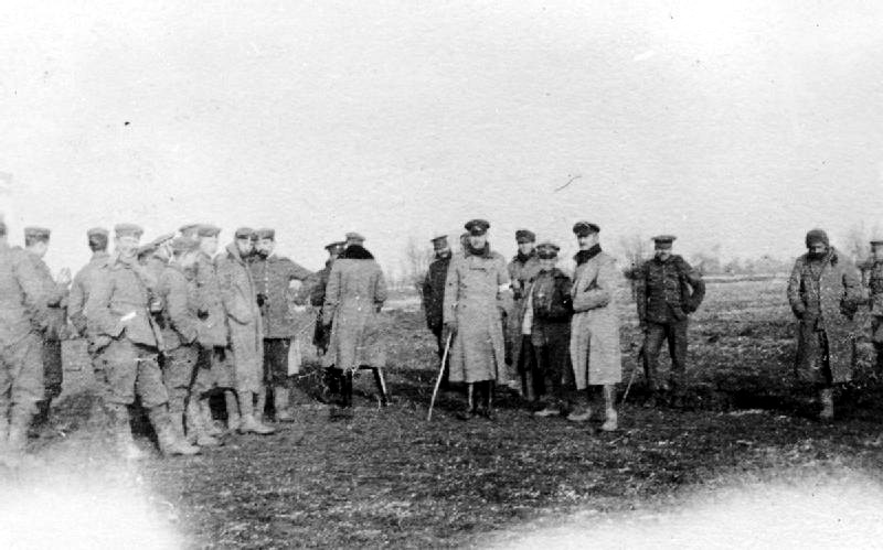What Does the Christmas Eve Truce of World War 1 Teach Us About Culture?
