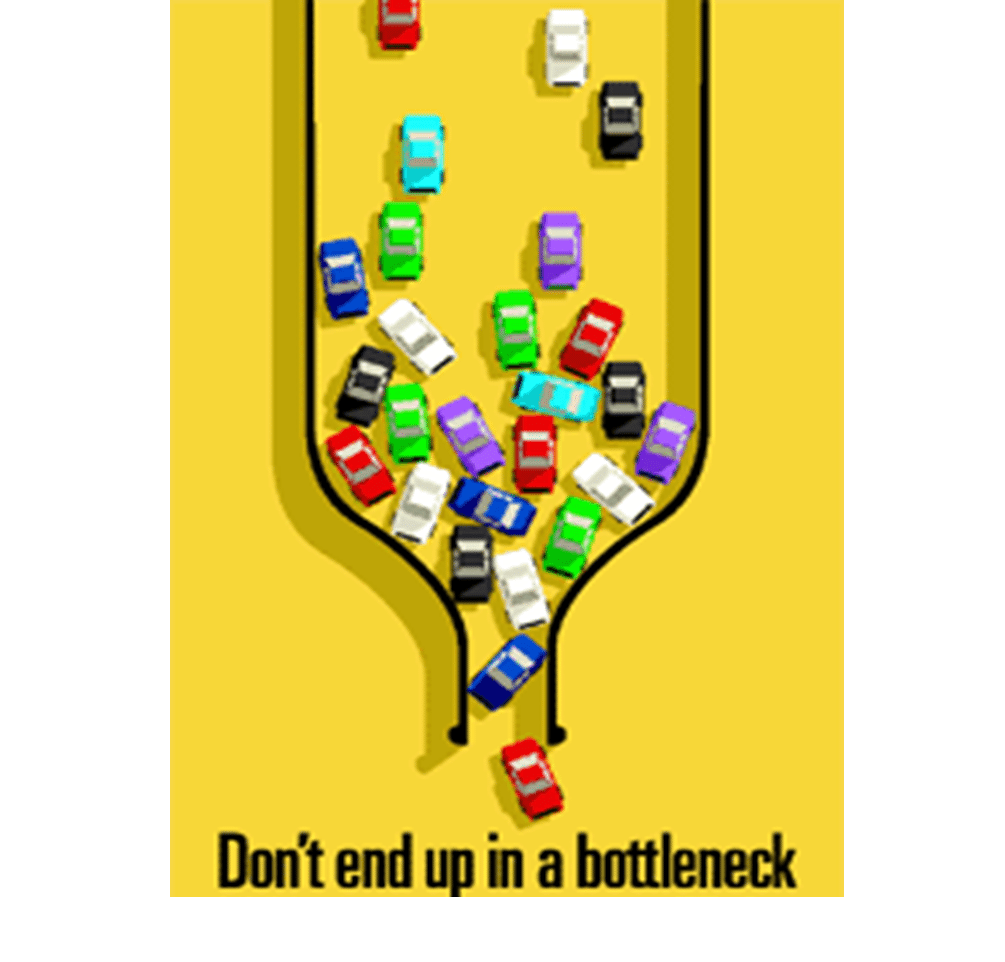 From Bottleneck to Empowerment