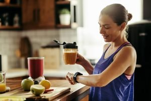 woman-staying-healthy-for-work-life-balance