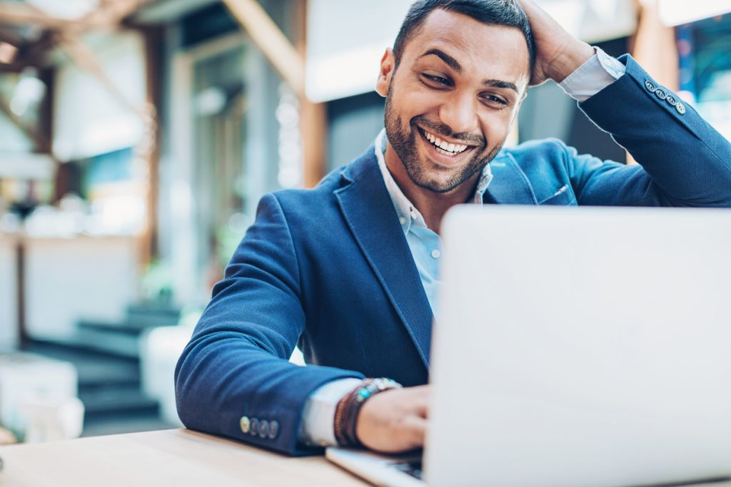 business owner discovering predictable success