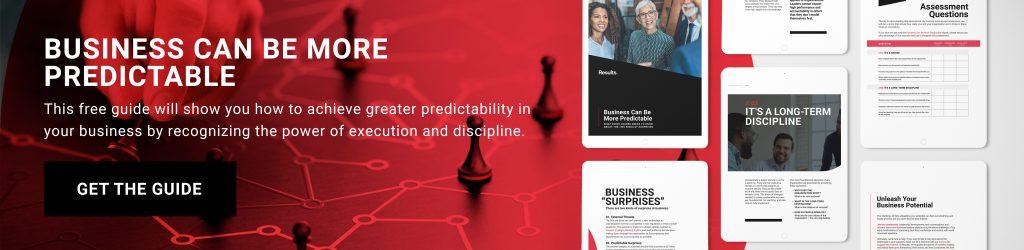predictable business cta
